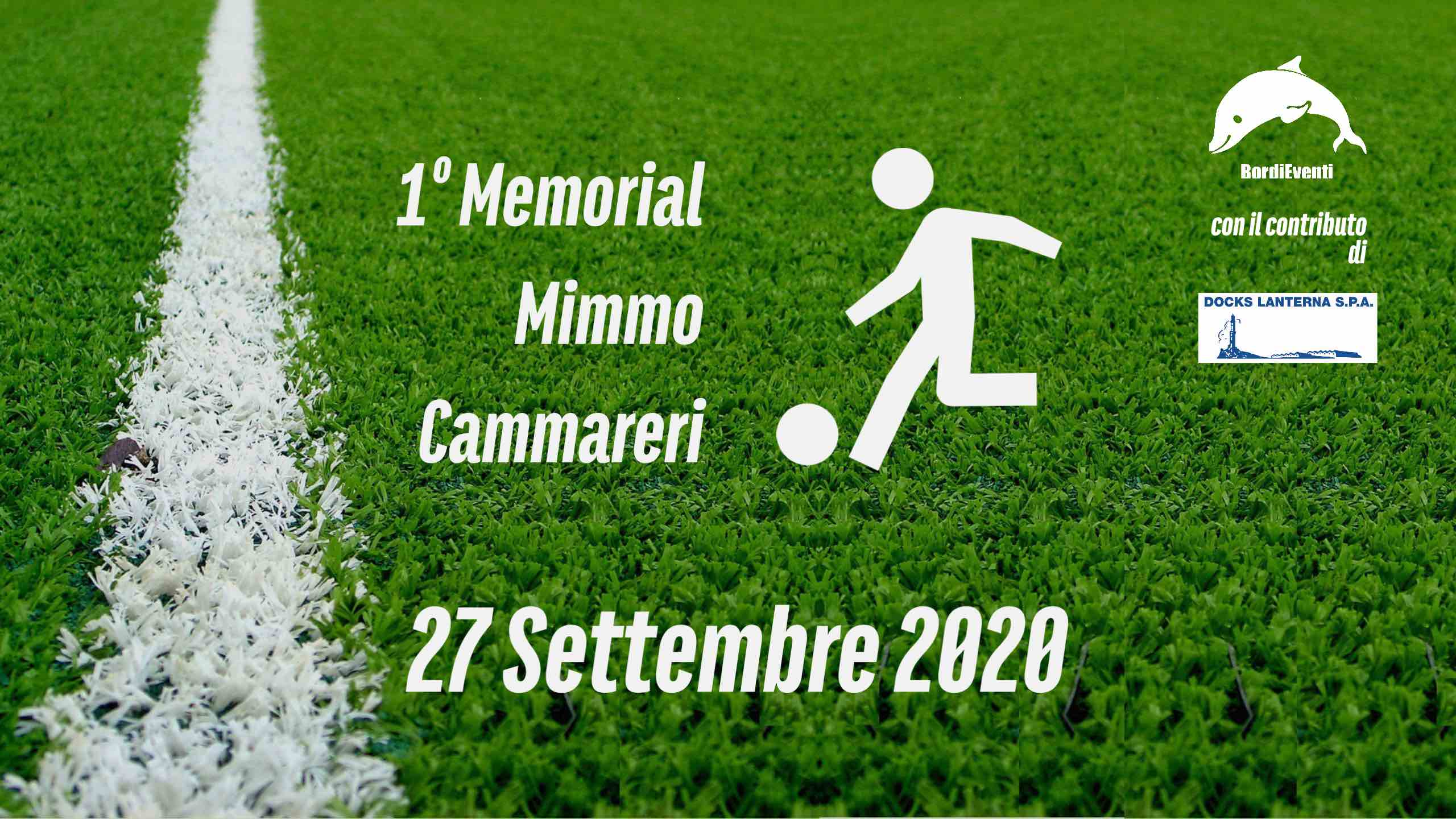 Read more about the article 1°Memorial Mimmo Cammareri